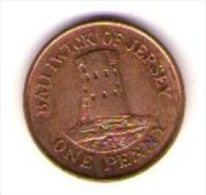 Jersey 1p 1998 - Jersey