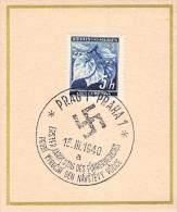MiNr.20 Deutschland Deutsche Besetzung.II.WK Böhmen & Mähren - Besetzungen 1938-45