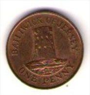 Jersey 1p 1987 - Jersey