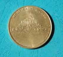 Mont-Saint-Michel - Monnaie De Paris CN 2000 - Monnaie De Paris