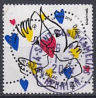 FRANCE 2015 Saint Denis Camelias (Ile De La Reunion) Coeur Castelbajac - 1961-....