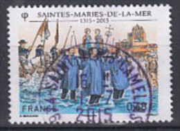 FRANCE 2015 Saint Denis Camelias (Ile De La Reunion) Saintes Maries De La Mer - 1961-....