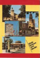 Berlin - Mehrbildkarte 13 - Mitte
