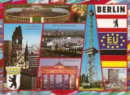 Berlin - Mehrbildkarte 158 - Mitte