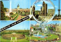 Berlin - Mehrbildkarte 282 - Mitte