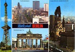 Berlin - Mehrbildkarte 283 - Mitte