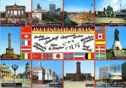 Berlin - Mehrbildkarte 294 - Mitte