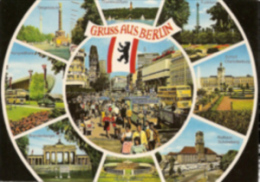 Berlin - Mehrbildkarte 56 - Mitte