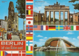 Berlin - Mehrbildkarte 66 - Mitte