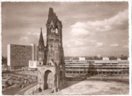 Berlin - S/w Gedächtniskirche 1 - Mitte