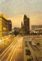 Berlin - Tauentzien Mit Gedächtniskirche Bei Nacht - Mitte