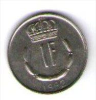 Lussemburgo 1 Franco1982 - Luxembourg
