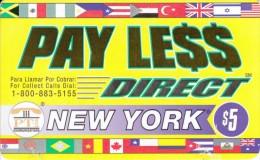 New York + Text On Front - Etats-Unis