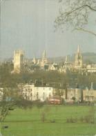 REGNO UNITO  OXFORD  Magdalen  Nuffield  Lincoln College & St. Mary Church - Oxford