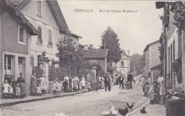 EURVILLE RUE DU CHAMP BAUDESSON - Ohne Zuordnung