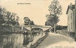 Réf : D-15-4249 : FROUARD CANAL PENICHE - Frouard