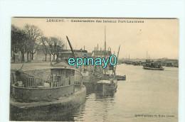 Bf - 56 - LORIENT - Embarcadére Des Bateaux Port LOUIS - édition Moka - PRIX FIXE - Lorient