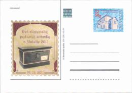 Slowakei GS 'Tag Der Briefmarke, Hist. Briefkasten' / Slovakia 'Stamp Day, Historic Mailbox' **/MNH 2011 - Correo Postal