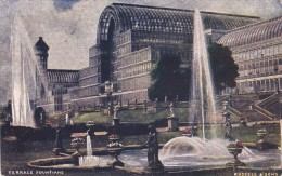 POST CARD LONDON - CRYSTAL PALACE 1907 - Autres