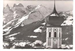 Österreich - Pfarrkirche Bartholomäberg Bei Schruns - Montafon - Vorarlberg - Schruns