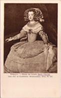 VELASQUEZ - Bildnis Der Infantin Maria TheresiaI - Peintures & Tableaux