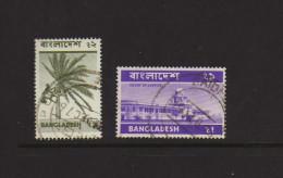 "Bangladesh (1973-78)  - Palmier. Tribunal""   Oblitérés - Bangladesh"