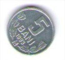Moldavia Moldova 5 Bani 1993 - Moldavia