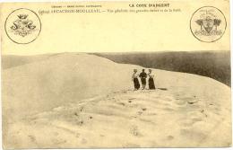 33/ CPA A - Arcachon Moulleau - Vue Générale Des Grandes Dunes Et De La Foret - Arcachon