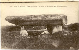 56/ CPA - Locmariaquer - La Table Des Marchands - Locmariaquer