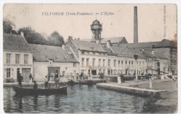 Vilvoorde Vilvorde 3 Fontaines L'Eglise I.p.v. L'Ecluse !!!! (JPJ15) - Vilvoorde