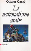 Le Nationalisme Arabe By Carré Olivier (ISBN 9782213030432) - Books, Magazines, Comics