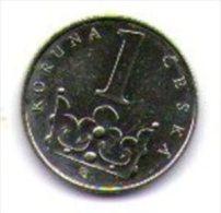 Ceca Ceska Rep. 1 Koruna1993 - Repubblica Ceca