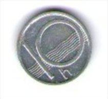 Ceca Ceska Rep. 10 Heleru 1993 - Repubblica Ceca