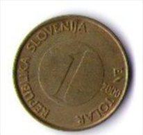 Slovenia 1 Tolar 2000 - Slovenia
