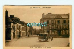 Bf - 56 - BAUD - PRIX FIXE - La Mairie - Automobile - édition A Waron - Baud