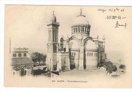 CPA - ALGER- Notre Dame D´Afrique - Précurseur 1903  -     (031) - Alger