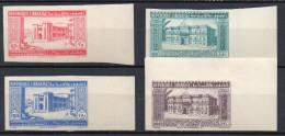 1/ Grand Liban Lebanon  : N° 189 à 192 Non Dentelé  Neuf  XX  , Cote : 250,00 € , Disperse Trés Grosse Collection ! - Unused Stamps