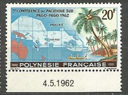 POLYNESIE  N� 17 NEUF*  TRACE DE CHARNIERE / MH