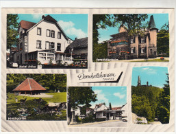 AK Dornholzhausen Im Taunus, Stempel Bad Homburg, Mit Hotel Adler...., 1968 - Bad Homburg