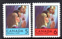 Canada 1969 Christmas Set MNH - 1952-.... Reign Of Elizabeth II