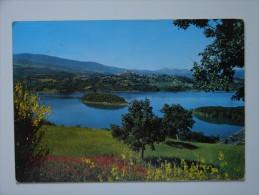 pz1147)  Lago del Pertusillo