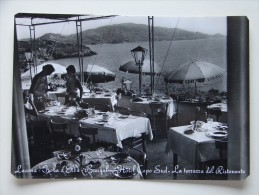 Li1421)  Lacona - Isola D'Elba - Bungalow Hotel Capo Sud - La Terrazza Del Ristorante - Livorno