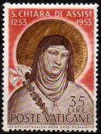 VATICAN - 35 L. Sainte Claire D'Assise - Vatican