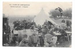 (5592-56) Camp De Coetquidan - Cantine En Plein Air - L'Apéritif - Guer Coetquidan
