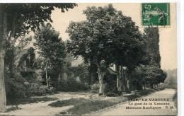 CPA 94 LA VARENNE LE QUAI DE LA VARENNE MAISONS RUSTIQUES 1911 - Chennevieres Sur Marne