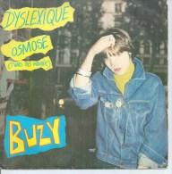 """45 Tours SP - BUZY  - ARABELLA 102287 -  """" DYSLEXIQUE """" + 1 - Vinyl Records"""