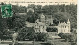 CPA 94 LA VARENNE CHENNEVIERES CHATEAUX ET COTEAUX DE CHENNEVIERES 1911 - Chennevieres Sur Marne