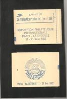 CARNET  2186 C 1a      Neufs   Cote 90,00 - Carnets