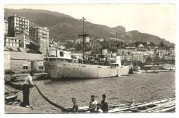 Bougie, Le Port Et La Ville Cpsm - Altre Città