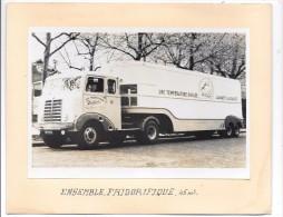CAMION - Ensemble Frigorifique 45 M3 - Camions & Poids Lourds